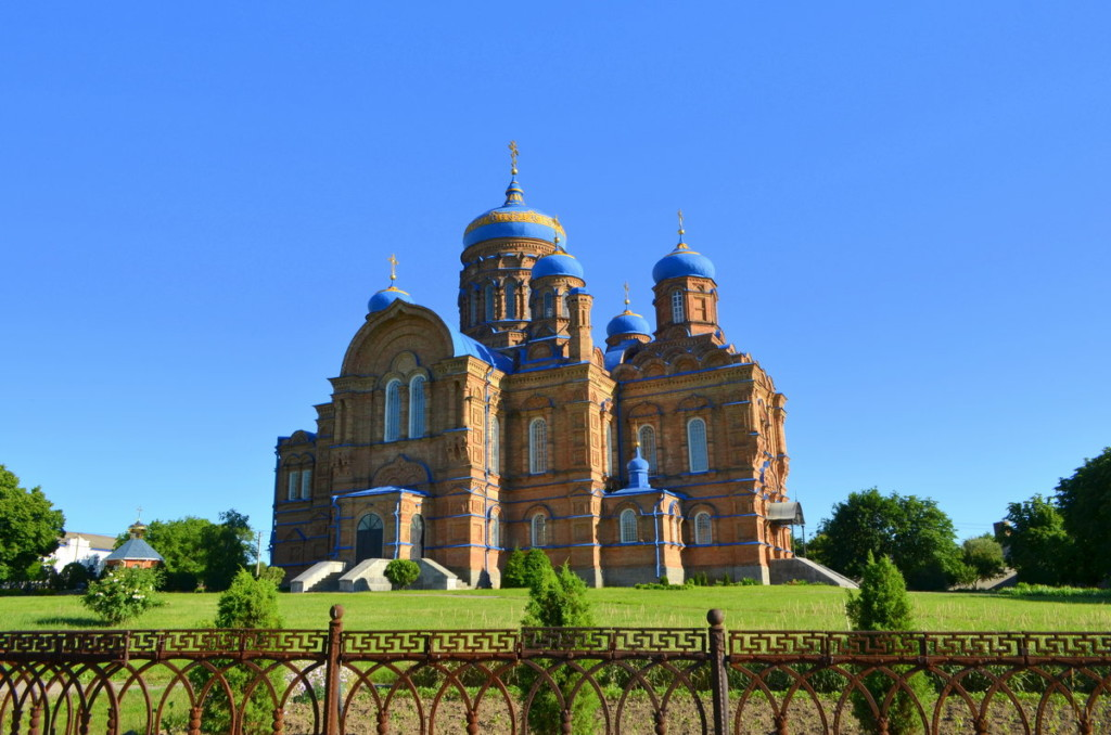 Козельщанский монастырь + Полтава. 28 декабря
