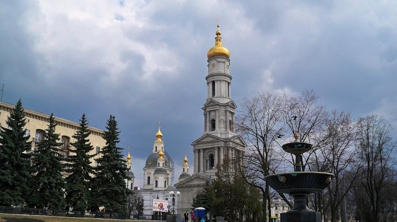 Храмы Харькова и области. 23 ноября